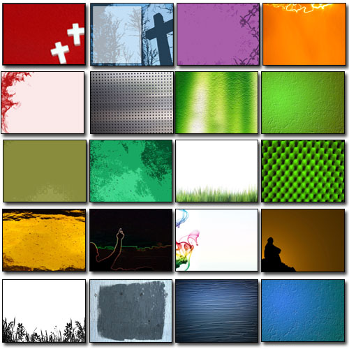 Worship background images for PowerPoint and MediaShout