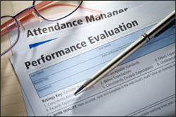 Pastor job performance evaluation