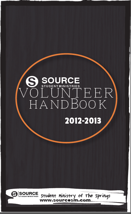 Free youth leader training handbook