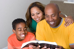 Parents as spiritual leaders